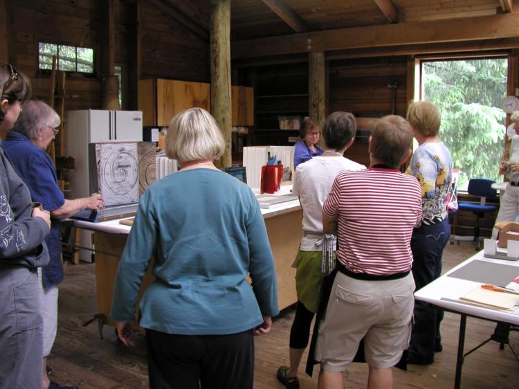 Ann showing books 1