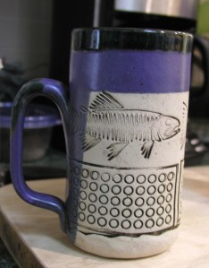 a clark mug 2