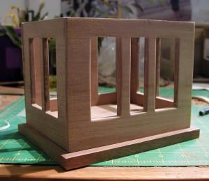 box on base