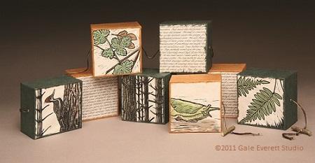 Journal Entry, February 1, 2011, Gale Everett Studio