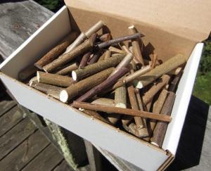 stick box