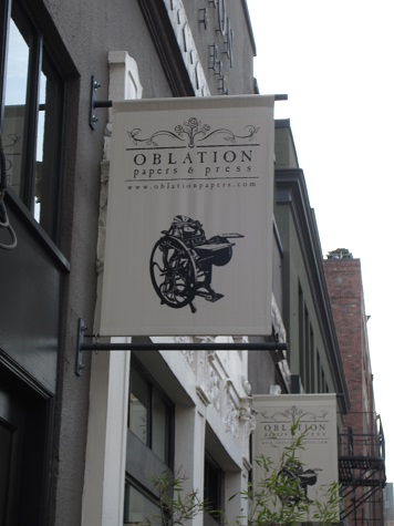 Oblation paper