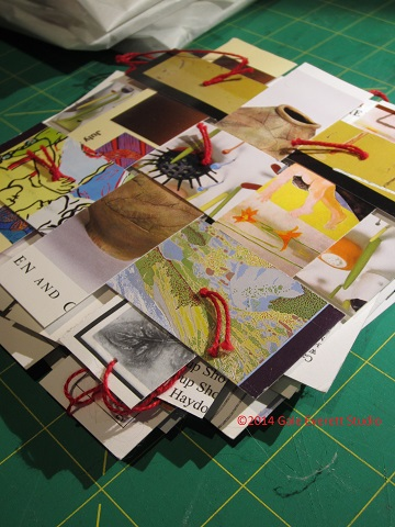postcard packup