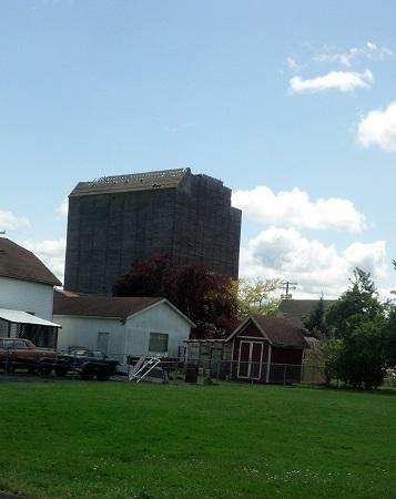 grain removal