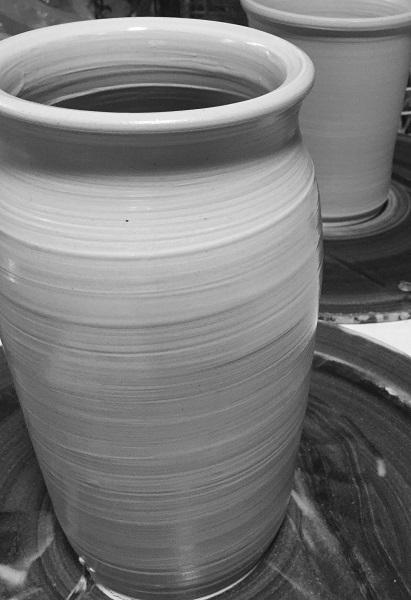 test vase
