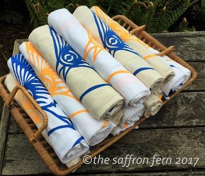 SaffronFern_towel basket_1