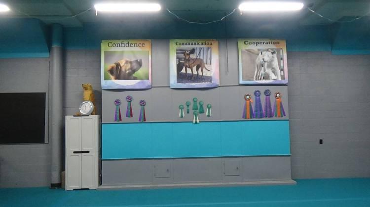 Sharons training center1